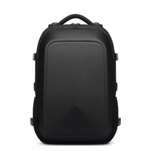 Men's creative large capacity waterproof travel USB backpack
