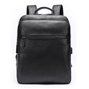 Men's large-capacity business computer backpack