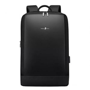 Men's new dual-use portable business travel USB backpack