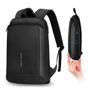 Men's new ultra-thin college backpack