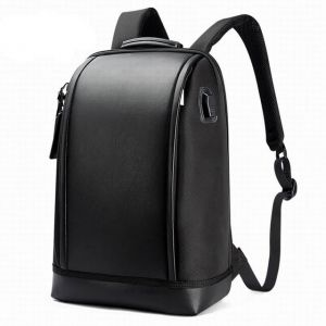 Men's Office Work USB Backpack