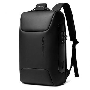 Men's business waterproof travel laptop backpack