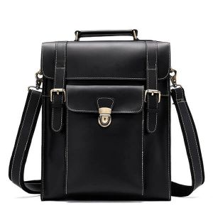 Men's Multi-Function Leather Backpack