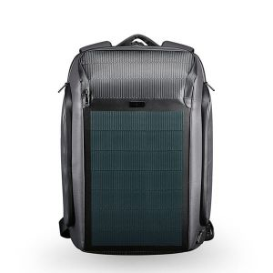 Solar Panel +USB Charging Anti-theft Laptop Backpack